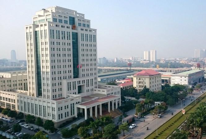 Dù có trụ sở mới hoành tráng tại số 10 Tôn Thất Thuyết (Hà Nội)...