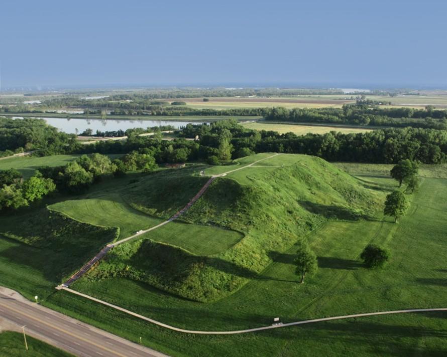 Bí ẩn các gò đất ở Cahokia