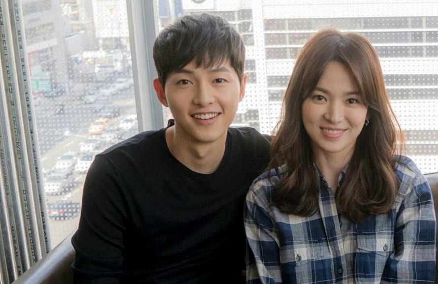Cặp vợ chồng nổi tiếng Song - Song luôn nhận được sự chú ý cao của fan hâm mộ