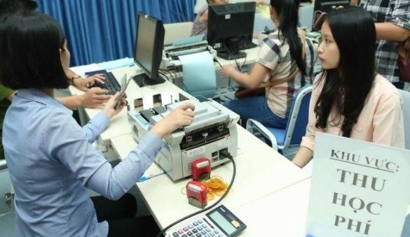 Hà Nội sẽ đẩy mạnh triển khai thu học phí qua thẻ học đường. Ảnh minh họa: Internet
