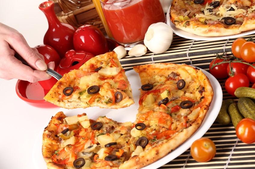 Thức ăn nhanh có thể khiến bạn bị táo bón