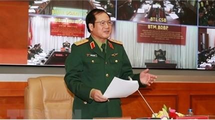 Thượng tướng Phương Minh Hoà
