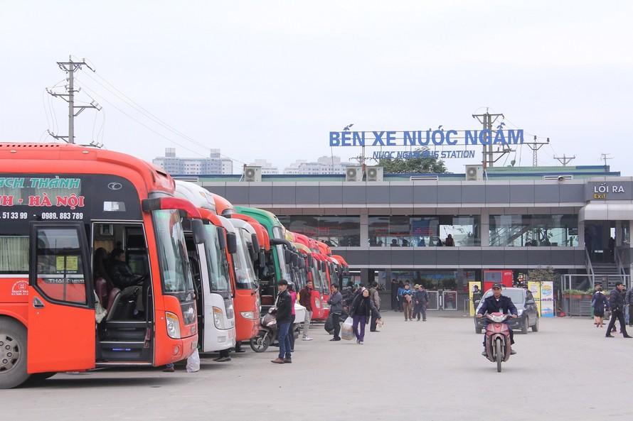 Hà Nội tăng 600 chuyến xe khách, không tăng giá vé dịp Quốc khánh 2/9