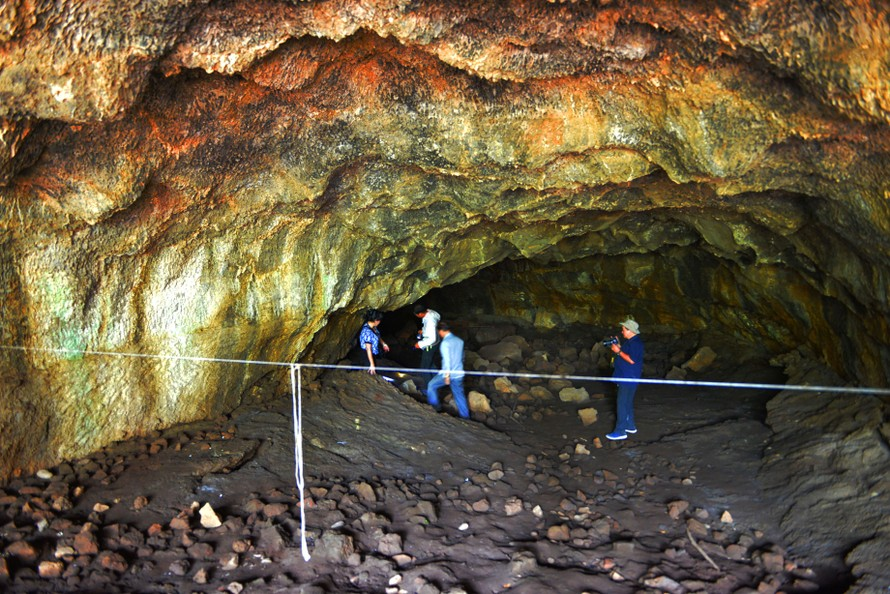 Hoàn thiện hồ sơ đề nghị công nhận Công viên địa chất toàn cầu Đắk Nông