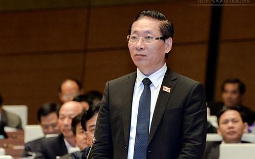 ĐBQH Nguyễn Văn Chiến (Hà Nội)