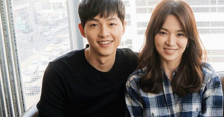 Cặp Song - Song trong 'Hậu duệ mặt trời' chính thức ly hôn