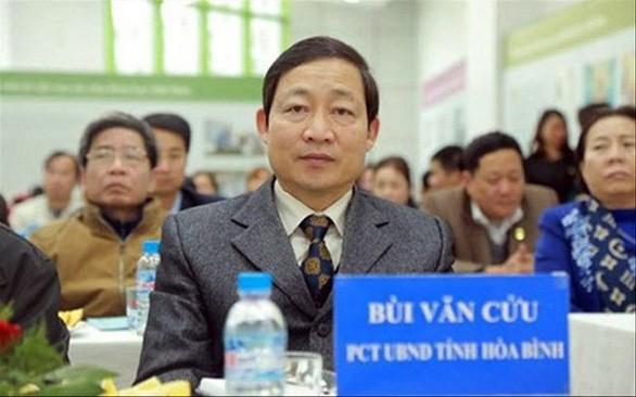 Phó chủ tịch tỉnh Hoà Bình bị kỷ luật vì liên quan gian lận thi cử