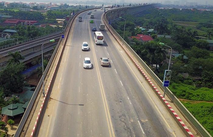 Bộ Giao thông 'hứa' sửa mặt cầu Thăng Long bền ít nhất 7-10 năm