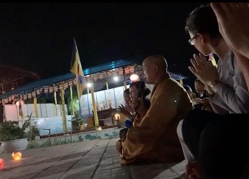Sư Toàn bị đình chỉ chức trụ trì chùa Nga Hoàng, phải sám hối đại tăng