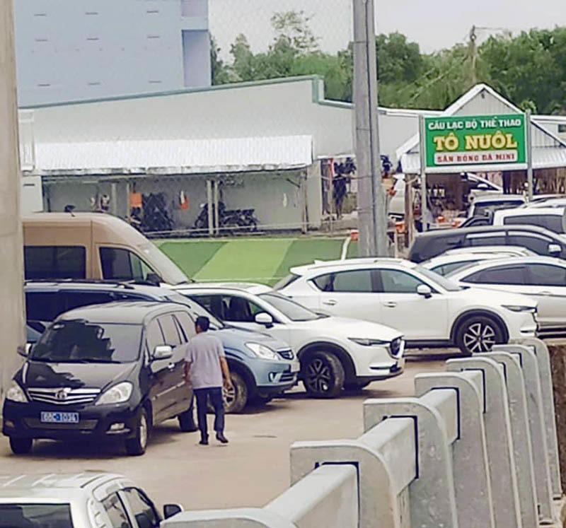 Nữ phó bí thư Kiên Giang lên tiếng vụ xe công đi tiệc nhà Chủ nhiệm UB Kiểm tra