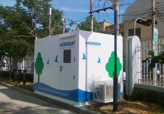 Thành phố lắp đặt hệ thống quan trắc môi trường không khí để người dân có thể theo dõi liên tục