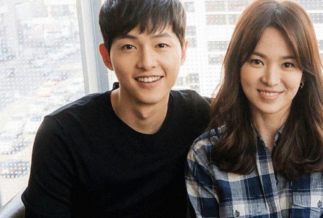 Rộ tin đồn Song Hye Kyo và Song Joong Ki tái hợp