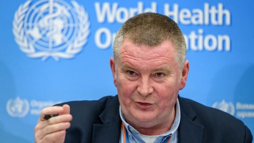 Mike Ryan Giám đốc điều hành chương trình Cấp cứu sức khỏe của WHO. (Ảnh: The Times)