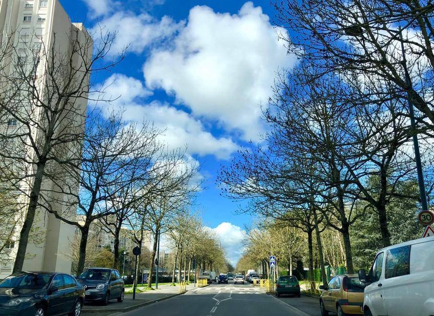 Rennes ngày thứ 10 nắng liên tiếp