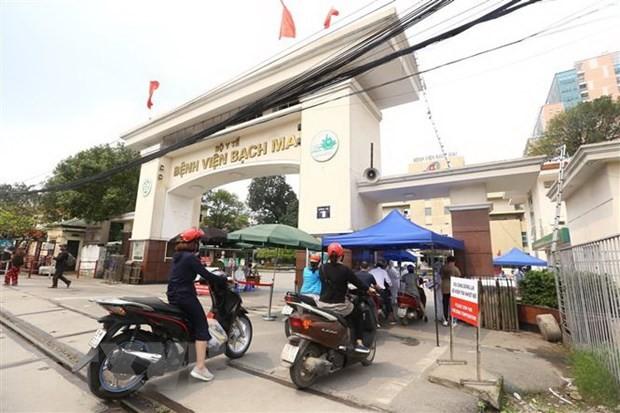 Bộ Y tế đưa ra 3 khuyến cáo cho người dân đã đến BV Bạch Mai 14 ngày qua