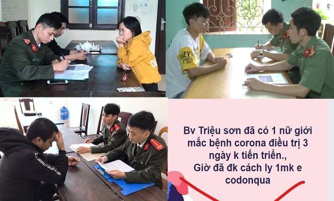 Xử phạt 123 trường hợp thông tin sai sự thật về dịch COVID-19