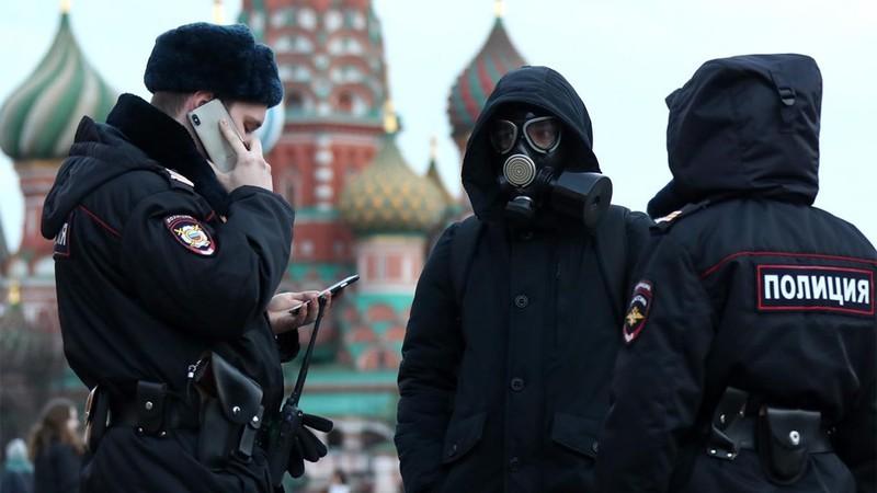 Nga phong toả thủ đô Moscow để ngăn đà lây lan COVID-19
