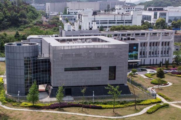 Viện Virus Vũ Hán. Ảnh: Getty.