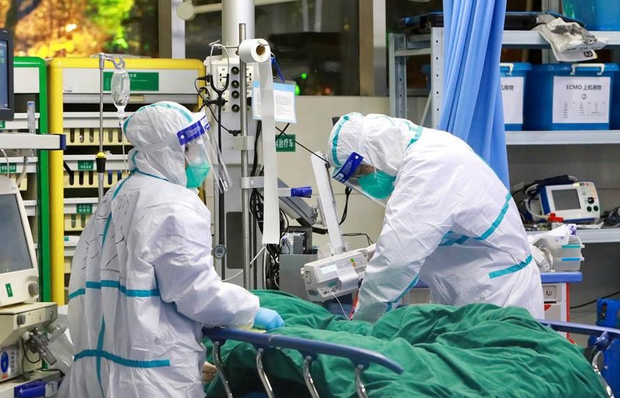 Bệnh nhân 91 đã ổn định sức khỏe, được rút ống dẫn lưu màng phổi