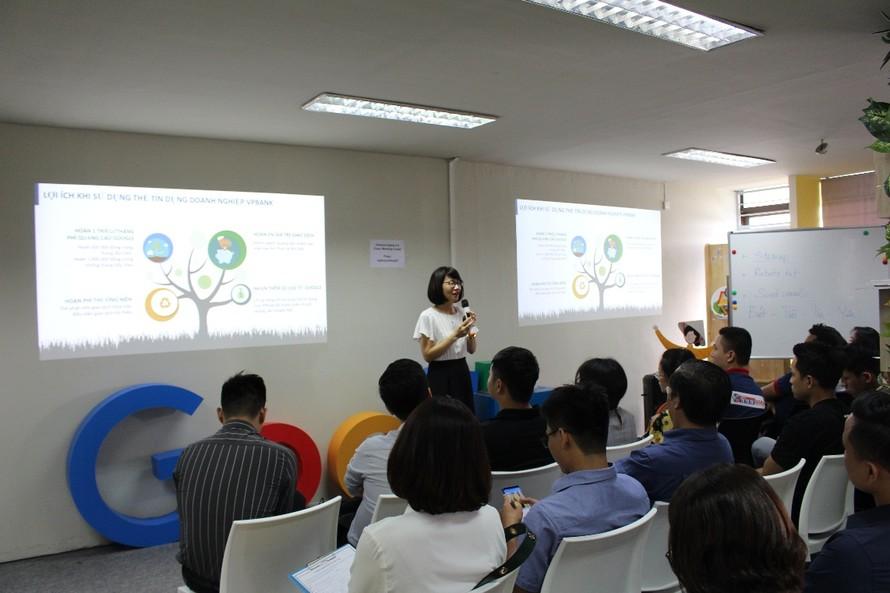 Một buổi đào tạo 4.0 cho các doanh nghiệp Việt Nam