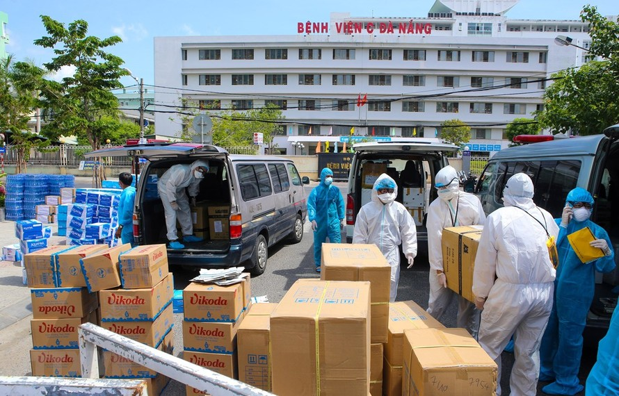 Công tác phòng chống dịch COVID-19 ở Đà Nẵng đang được thực hiện gấp rút và nghiêm túc