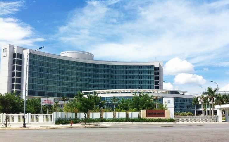 Bệnh nhân 499 nhập viện ngày 28/07/2020 tại BV Ung Bướu Đà Nẵng