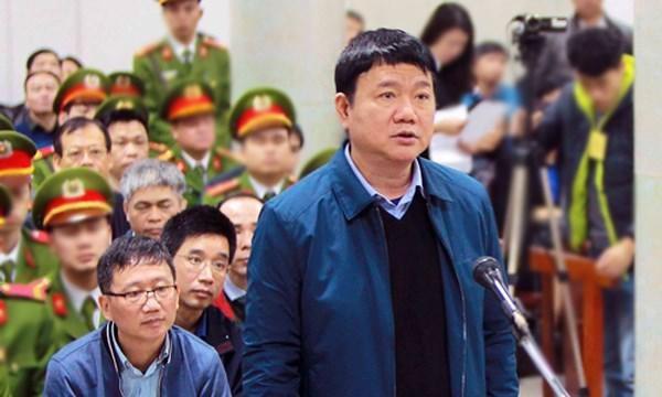 Ông Đinh La Thăng bị khởi tố thêm tội vì liên quan đến dự án cao tốc Trung Lương