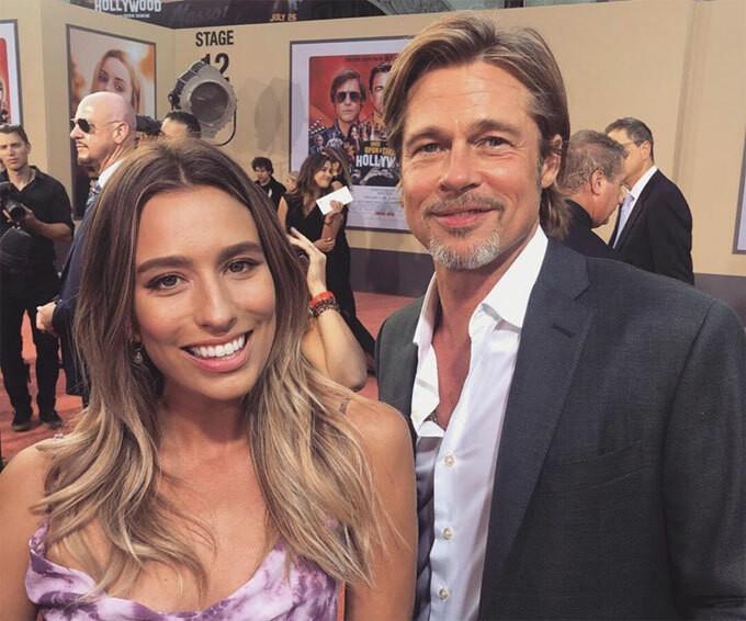 Brad Pitt bị bắt gặp hẹn hò với người mẫu kém 30 tuổi tại Pháp