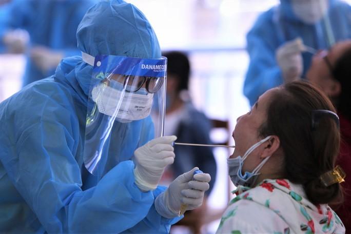 Đà Nẵng xét nghiệm SARS-CoV-2 diện rộng theo hộ gia đình bắt đầu từ ngày 4-9