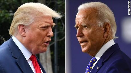 Trump và Biden sắp tranh luận
