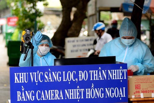 Thêm 24 trường hợp dương tính với SARS-CoV-2, TP HCM họp khẩn