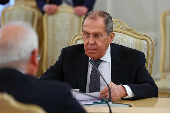 Ngoại trưởng Nga Sergei Lavrov. (Ảnh: Sputnik)