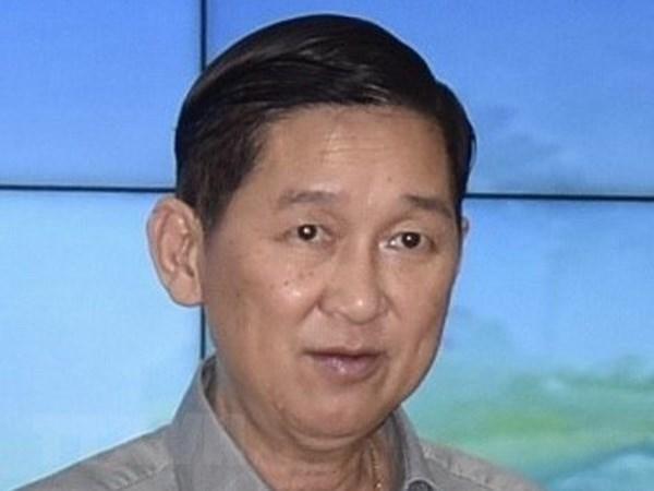Nguyên Phó Chủ tịch UBND Thành phố Hồ Chí Minh Trần Vĩnh Tuyến. (Ảnh: TTXVN)