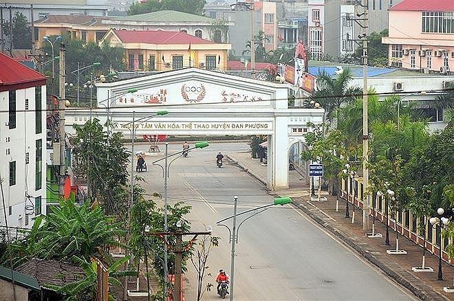 Đan Phượng là huyện đầu tiên thí điểm chương trình chuyển đổi số ở Hà Nội