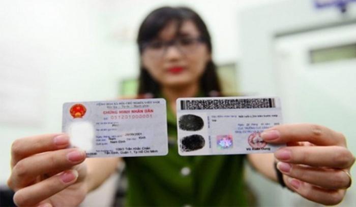 Thẻ căn cước gắn chip mới không có chức năng định vị theo dõi công dân