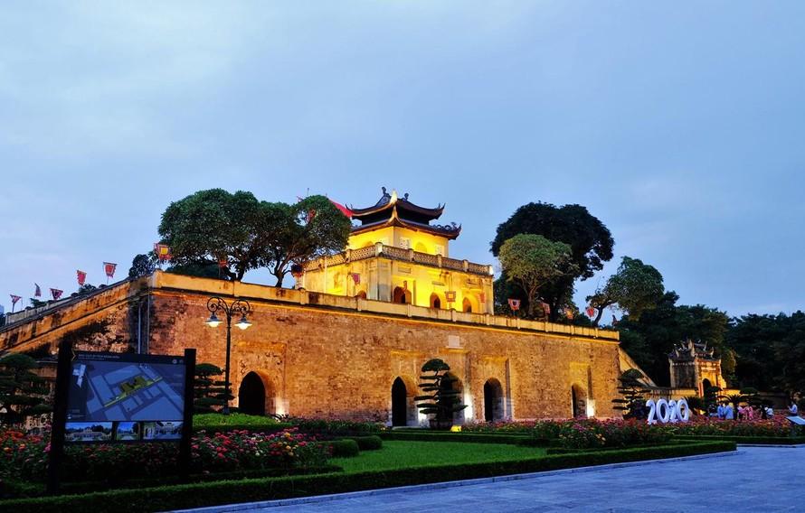 Hà Nội quyết tâm phục dựng điện Kính Thiên - Hoàng thành Thăng Long