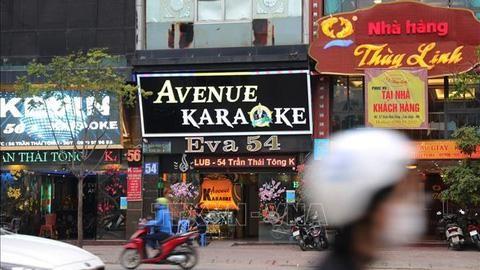 Hà Nội mở cửa trở lại quán bar, karaoke, vũ trường từ hôm nay