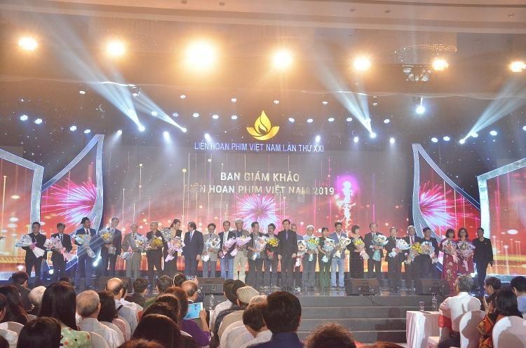 Năm 2019, Liên hoan phim Việt Nam lần thứ 21 đã diễn ra ở Bà Rịa - Vũng Tàu