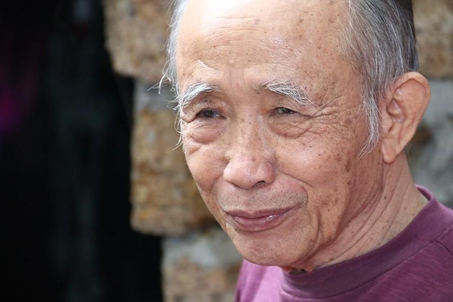 Nhà thơ Nguyễn Bảo Sinh