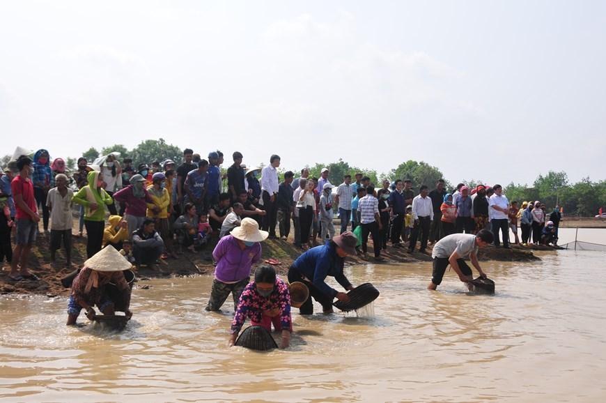 Lễ hội Phá Bầu của người Khmer trở thành Di sản Văn hóa phi vật thể