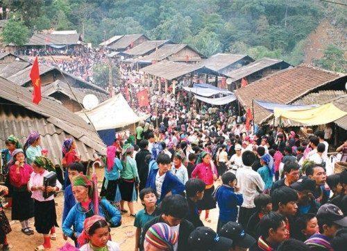 Tròn 1 tháng nữa lễ hội Chợ tình Khau Vai 2021 sẽ khai mạc