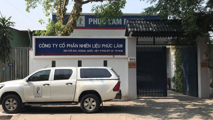 Bắt tạm giam Tổng Giám đốc liên quan đường dây làm giả xăng ở Đồng Nai