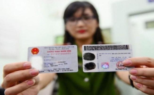 Thẻ CCCD gắn chíp điện tử tích hợp bao nhiêu loại giấy tờ hành chính?