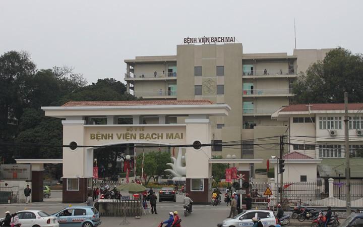 Cựu Giám đốc Bệnh viện Bạch Mai bị đề nghị truy tố