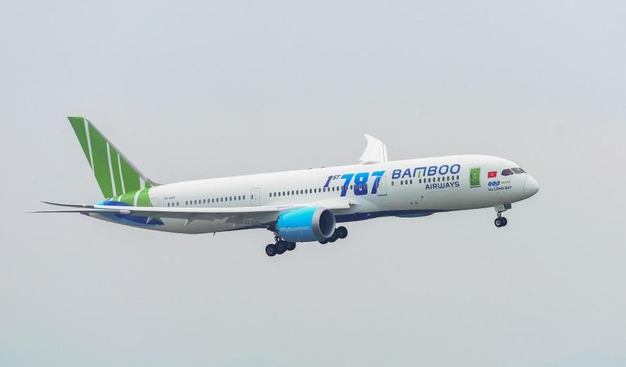 Bamboo Airways hiện là một trong những hãng nội địa bày tỏ quyết tâm bay thẳng Mỹ mạnh mẽ nhất