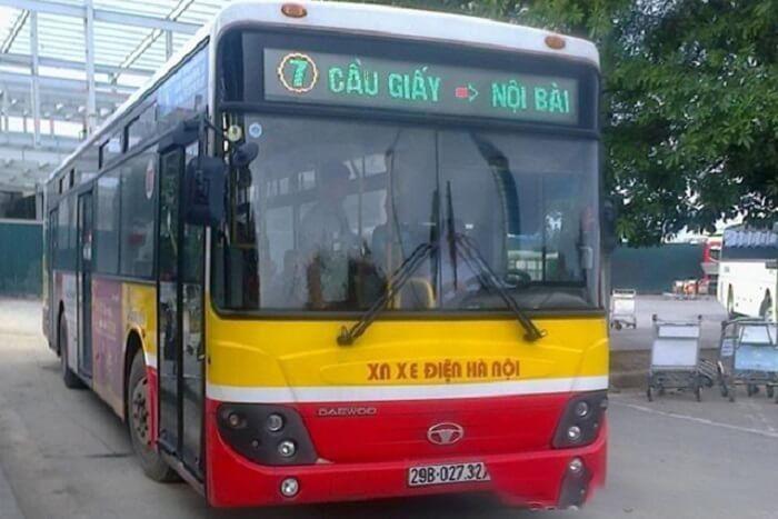 Hà Nội đề xuất mở 4 tuyến buýt mới ra sân bay Nội Bài