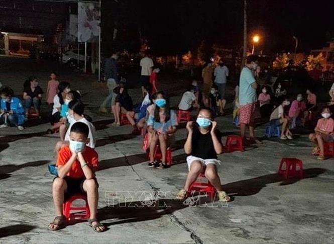 Lai Châu: Hơn 70 học sinh tiểu học là F2 phải lấy mẫu xét nghiệm COVID-19 trong đêm