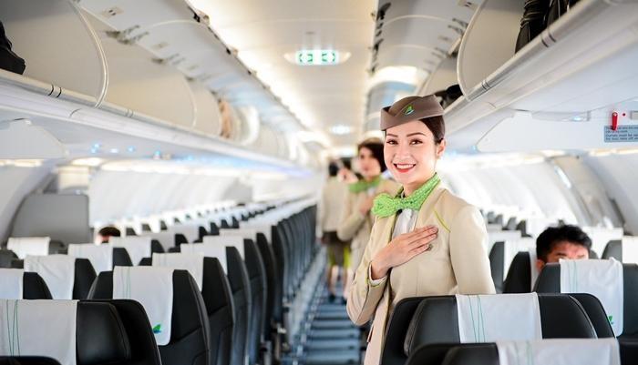 Bamboo Airways tiếp tục giữ ngôi vị bay đúng giờ, ít hoãn huỷ nhất tháng 5/2021