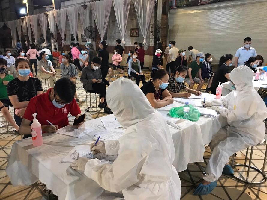 Bắc Ninh lên 'kịch bản' chống dịch COVID-19 với hơn 1.000 ca và 70.000 người cần cách ly