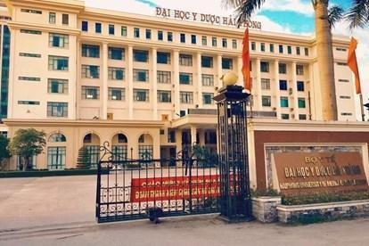 83 cán bộ, sinh viên Đại học Y Dược Hải Phòng xuất quân chi viện cho Bắc Giang